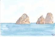 Faranogli Rocks Capri