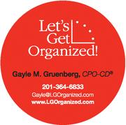 Gayle Gruenberg, CPO-CD business card
