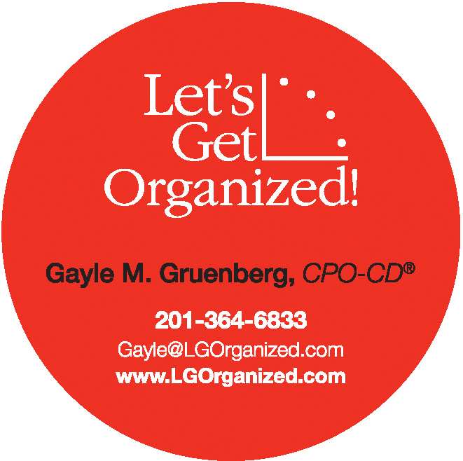 Gayle Gruenberg, CPO-CD business card