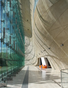 Museum of the History of Polish Jews - Warsaw, Poland