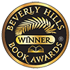 Beverly Hills Book Award Sticker - Small