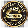 Beverly Hills Book Award Sticker - Small