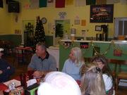 Dixie Cruisers Christmas Dinner