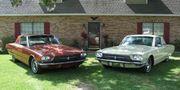 2 1966 Thunderbirds