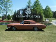 1966 Thunderbird Town Hardtop