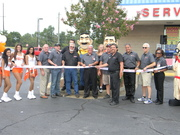 Speed Shop Grand Opening