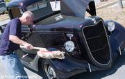 Rotary Club of Cherokee County Car, Truck and Bike Show -Canton, GA