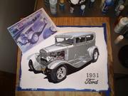1931 Ford Painting ( Bob & Yavon Smith ) 002