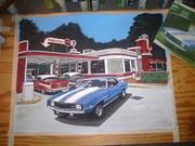 1969 Z 28 owner Jim Coe 001