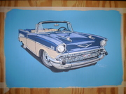 57 Chevy Convertable 004