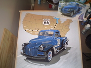 42 Chevy Truck Owner Ed Kase  Ft Wayne , Indiana 004
