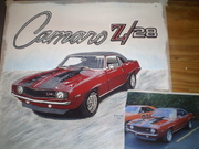 Just finished Camaro Z 28 owner  Kent Harding 002