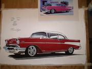 1957 Chevy  (Marilyn) 002