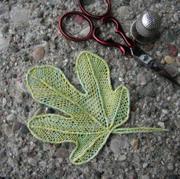 Spring Green Leaf