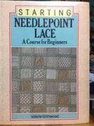 My Needle Lace Books
