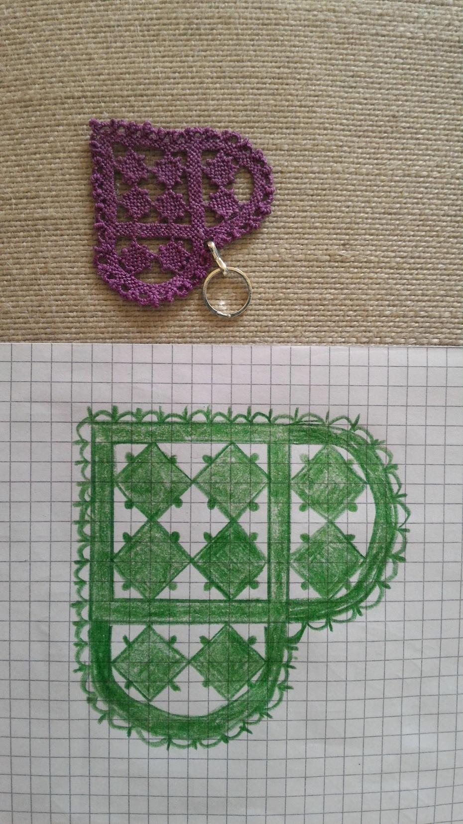 Puncetto - Heart Pendant