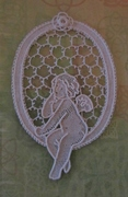 Inspiration Youghal lace