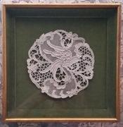 Ancient Italian lace / Ancienne dentelle italienne