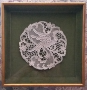Ancient Italian lace / Ancienne dentelle italienne