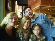 my wonderful family
