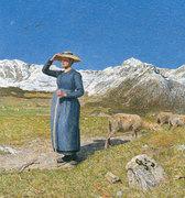Herdswoman