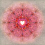 Unconditional Love Mandala
