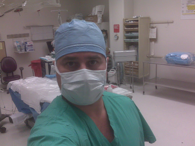 I Miss the OR