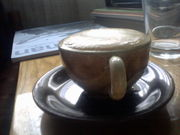 Ranní espresso