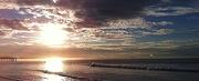 coastline early light