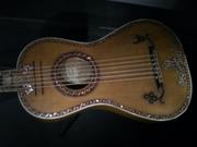 Guitarra querida