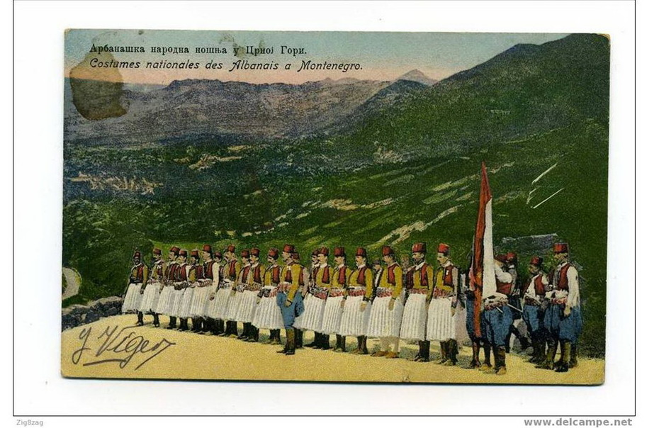 Picture of Albanians in Montenegro
