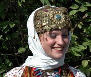 Festive Headgear - Anatolia & Kurdistan.