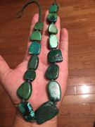 Old Tibetan turquoise 88 grams
