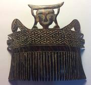 Comb with Face -East Nusa Tenggara