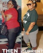 THEN & CURRENT Because I'm Not Finish :)
