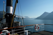 DS Stord I på tur til indre Hardanger 2011