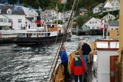 Rundtur på sjø, skinner og landevei 2011