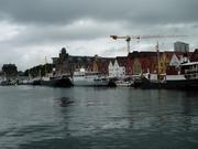Matfestival og Kulturnatt i Bergen.