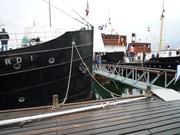 DS Stord I, MF Folgefonn 1 og MS Granvin 15.05.2011 11-40-14
