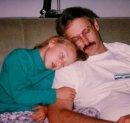 Ashley & Dad!