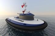 RAmora 2600 tugboat