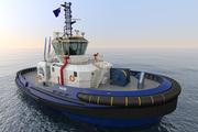 ART 85-32W Tugboat