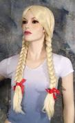 native american 12 blond