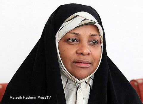 Sister Marzieh Hashemi:  #FreeMarzieh NOW