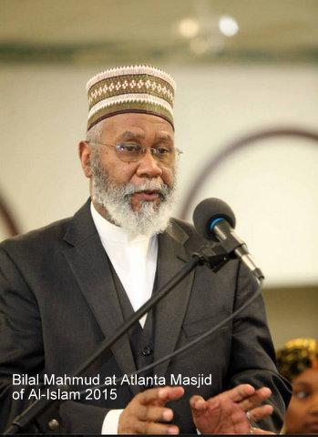 Bilal Mahmud at Atlanta Masjid of Al-Islam