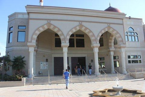 Masjid Beautification Al-Farooq Masjid Of Atlanta