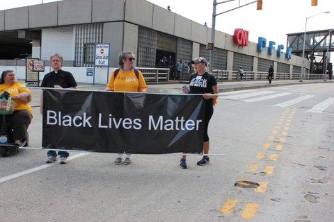 Black Lives Matter Atlanta, Ga. 2016