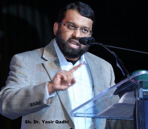 Sh. Dr. Yasir Qadhi