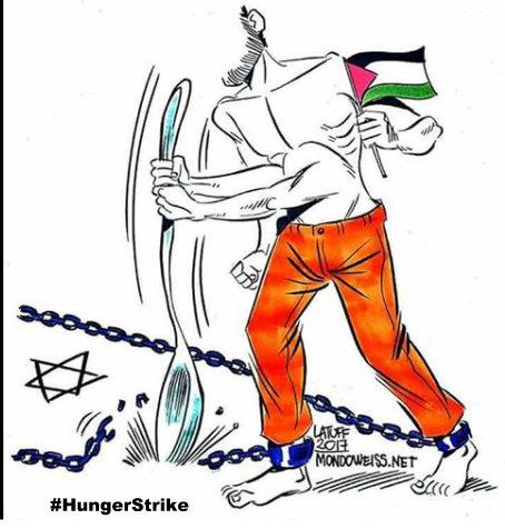 #HungerStrike
