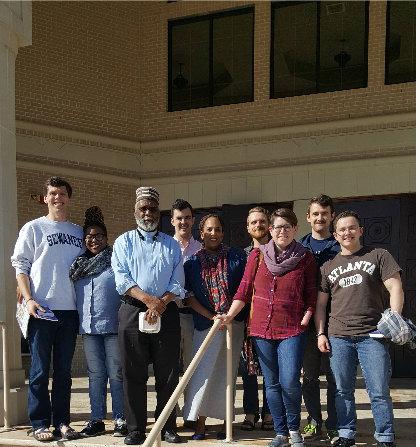 Episcopal Service Corps of Atlanta ...Visits Al Farooq Masjid